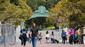 Berkeley campus entry