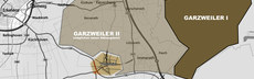 Karte garzweiler 02
