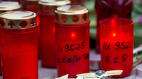 Germanwings kerzen koeln dpa