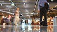 Shopping am airport