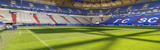 Schalke trainerbank panos  schalke seite  ho.tiles mobile f